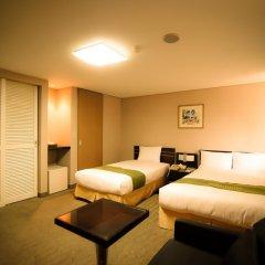 Yoido Hotel 3* Стандартный номер с различными типами кроватей фото 18