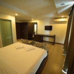 Отель Villa Navin Beach Residence 3* Номер Делюкс с различными типами кроватей фото 21
