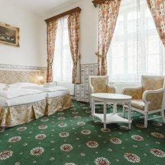 Отель Trinidad Prague Castle 4* Стандартный номер фото 10