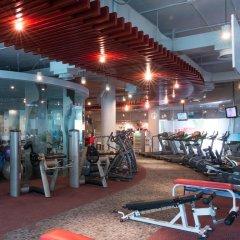 Отель A-One Pattaya Beach Resort фитнесс-зал фото 3