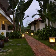 Отель Riverside Bamboo Resort Хойан