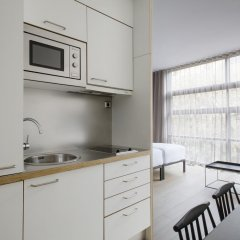 Отель Aparthotel Allada 3* Улучшенная студия фото 4