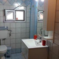 Отель Grivas House Греция, Ситония - отзывы, цены и фото номеров - забронировать отель Grivas House онлайн ванная фото 2