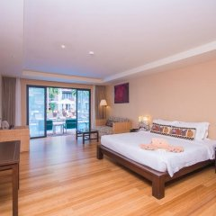 Отель Baan Laimai Beach Resort 4* Номер Делюкс разные типы кроватей фото 38
