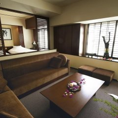Отель YUMESHIZUKU 4* Люкс фото 5