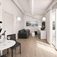 Rimini Suite Hotel 4* Люкс с различными типами кроватей фото 2