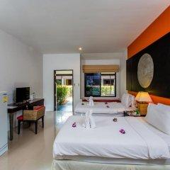 Отель Nai Yang Beach Resort & Spa 4* Номер Делюкс с двуспальной кроватью фото 3