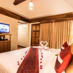 Курортный отель Lamai Coconut Beach 3* Бунгало с различными типами кроватей фото 21