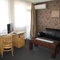 Отель Авион 3* Номер Делюкс с различными типами кроватей фото 4