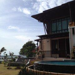 Отель Seashell Resort Koh Tao 3* Вилла с различными типами кроватей фото 8