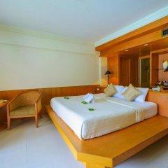Seaview Patong Hotel 3* Номер Делюкс с двуспальной кроватью