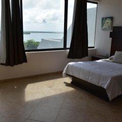 Отель Solymar Cancun Beach Resort 3* Студия Делюкс с различными типами кроватей фото 5