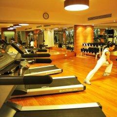 Baia Bursa Hotel Турция, Бурса - отзывы, цены и фото номеров - забронировать отель Baia Bursa Hotel онлайн фитнесс-зал фото 2