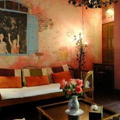 Отель Old Capital Bike Inn 3* Люкс с различными типами кроватей фото 2