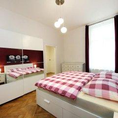 Отель Historic Centre Apartments V Чехия, Прага - отзывы, цены и фото номеров - забронировать отель Historic Centre Apartments V онлайн комната для гостей фото 5