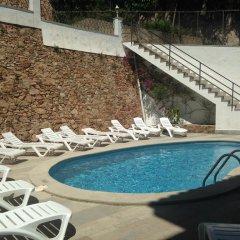 Отель Apartamentos AR Botanic Испания, Бланес - отзывы, цены и фото номеров - забронировать отель Apartamentos AR Botanic онлайн бассейн фото 2