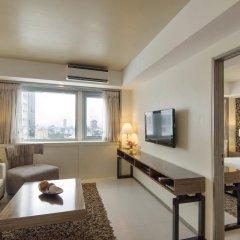 Quest Hotel & Conference Center - Cebu 3* Номер Делюкс с различными типами кроватей фото 3