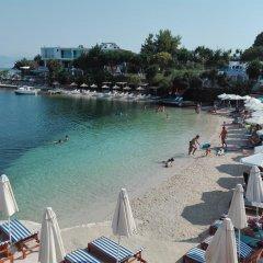 Отель Zace Studios Албания, Ксамил - отзывы, цены и фото номеров - забронировать отель Zace Studios онлайн пляж
