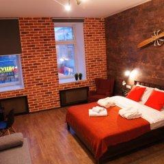 LiKi LOFT HOTEL 3* Номер Делюкс с различными типами кроватей фото 9
