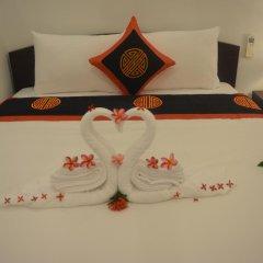 Отель Botanic Garden Villas 3* Улучшенное бунгало с различными типами кроватей фото 11
