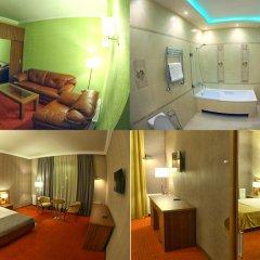 Amberd Hotel 3* Люкс разные типы кроватей фото 2