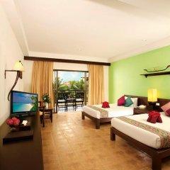 Отель Krabi La Playa Resort 4* Улучшенный номер с различными типами кроватей фото 2
