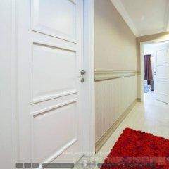 Отель Defne Suites Улучшенные апартаменты с различными типами кроватей фото 16