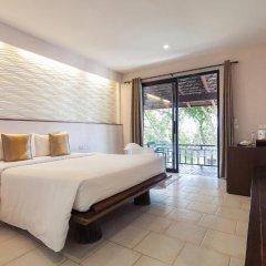 Отель Sarikantang Resort And Spa 3* Стандартный номер с различными типами кроватей фото 26