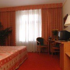 Отель Aron 3* Стандартный номер с различными типами кроватей фото 15