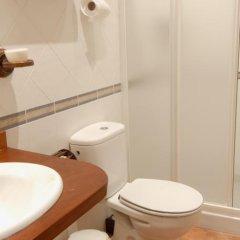 Отель Apartamentos Sorripas ванная