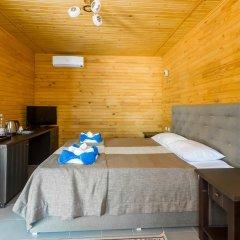 Гостиница Славянка 3* Коттедж с различными типами кроватей фото 2