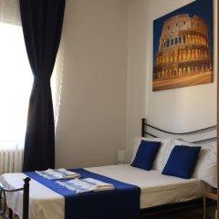 Отель The 7th Floor in Rome Стандартный номер с различными типами кроватей фото 4