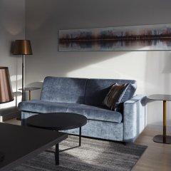Отель Hilton Helsinki Strand 4* Улучшенный люкс с различными типами кроватей фото 9