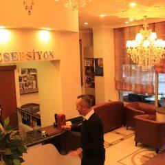 Отель Ikbalhan Otel интерьер отеля фото 2