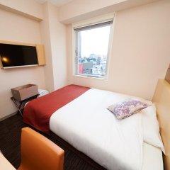 Отель Super Hotel Lohas Akasaka Япония, Токио - отзывы, цены и фото номеров - забронировать отель Super Hotel Lohas Akasaka онлайн комната для гостей фото 2