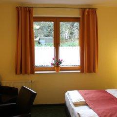 Отель Landhotel Dresden 3* Стандартный номер с различными типами кроватей фото 3