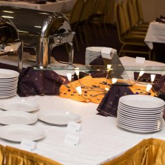 Hunguest Hotel Millennium питание