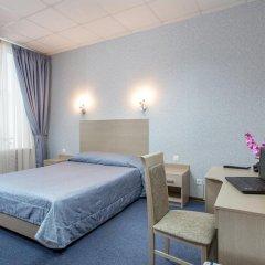 Гостиница Самара Люкс 3* Стандартный номер двуспальная кровать фото 2