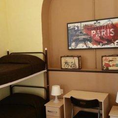 Отель Hostal MiMi Las Ramblas Номер с общей ванной комнатой с различными типами кроватей (общая ванная комната) фото 2