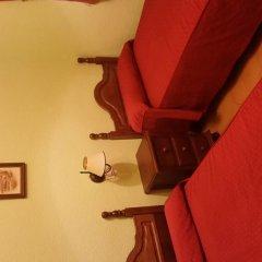 Отель Hidalgo Алькаудете гостиничный бар