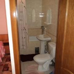 Гостиница Guest House Nika Апартаменты с двуспальной кроватью фото 46