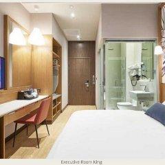 Hotel Bencoolen@Hong Kong Street 4* Представительский номер с различными типами кроватей фото 2