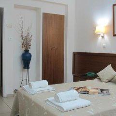 Solomou Hotel 3* Стандартный номер с разными типами кроватей фото 11