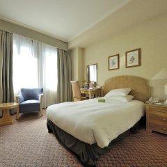 Отель Hilton Milan 4* Стандартный номер с различными типами кроватей фото 11