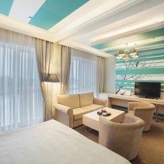 Гостиница Берега 3* Люкс с различными типами кроватей фото 16