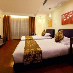 Kingtown Hotel Hongqiao 4* Стандартный номер с различными типами кроватей