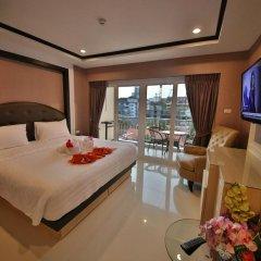 Отель New Nordic Marcus 3* Апартаменты с различными типами кроватей фото 6