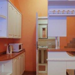 Апартаменты Central Apartments Львов Студия разные типы кроватей фото 10