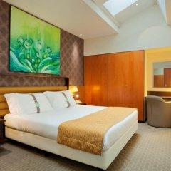 Отель Holiday Inn Turin City Centre 4* Стандартный номер с различными типами кроватей фото 6