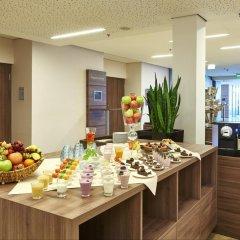 Отель Meliá Düsseldorf 4* Стандартный номер разные типы кроватей фото 6
